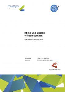 Das Nachschlagewerk erklärt die wichtigsten Begriffe und Zusammenhänge rund um Klimaschutz und Energie.