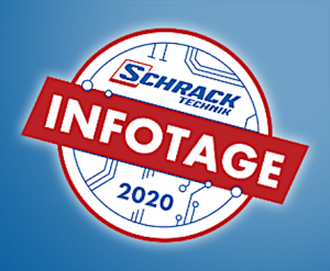 Schrack eröffnet das neue Jahr wie gewohnt mit den österreichweiten Infotagen.