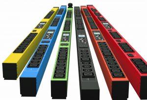 Bei BellEquip in mehreren Varianten verfügbar: Rack-PDUs mit Differenzstrom- und Neutralleiterüberwachung von Raritan.