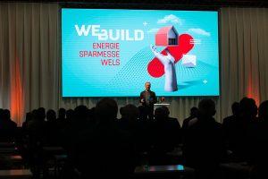 Die Energiesparmesse Wels ist seit 35 Jahren Anlaufstelle für Visionäre, Um- und Querdenker, für erneuerbare Energien, Energie-Effizienz und für nachhaltiges und innovatives Bauen und Wohnen – und richtet sich mit dem Namenszusatz WEBUILD nun neu aus.