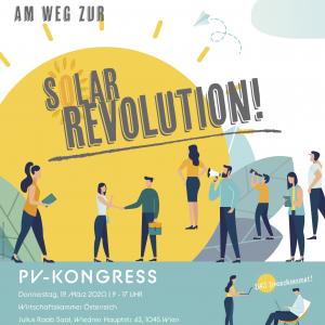 """Am 19. März steht unter dem Motto """"Solar-Revolution"""" das traditionelle Auftaktevent der PV-Branche am Programm."""