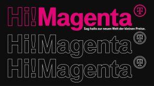 Mit der Sub-Marke Hi!Magenta sollen in Zukunft die preissensitiven Kunden angesprochen werden.