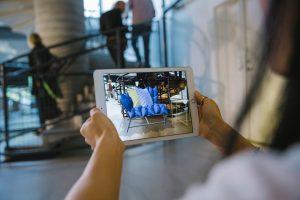 """Die aktuelle Studie von SOTI """"The State of Mobility in Retail"""" zeigt, dass die Deutschen das digitale Einkaufserlebnis im Geschäft wollen. (Bild: Ikea)"""