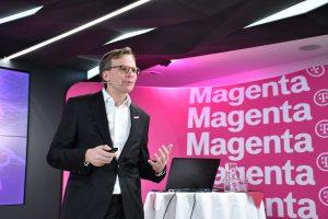 Ein sehr erfreuliches Ergebnis betreffend das Jahr 2019 für Magenta Telekom konnte CEO Andreas Bierwirth präsentieren.