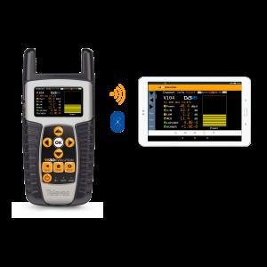 Das neue Messgerät H30Evolution von Televes ist für alle digitalen TV-Standards ausgelegt und lässt sich an die spezifischen Anforderungen des Nutzers anpassen.