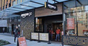 """In den Laden gehen, das Smartphone zeigen, die Waren nehmen, das Smartphone zeigen und aus dem Geschäft spazieren - """"Just Walk Out"""