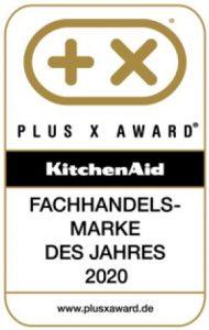 KitchenAid ist bekam einen Plus X Award verliehen. (Bild: KitchenAid)