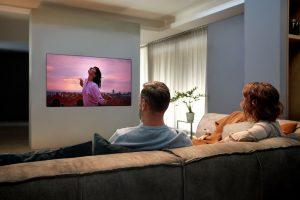Kunstinspirierte OLED-Modelle und erweitertes 8K-Line-up bieten hervorragende Bild- und Tonqualität für ein einzigartiges Fernseherlebnis – wie die GX Gallery Serie.