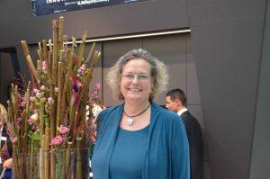 Im trend-Ranking der besten Arbeitgeber Österreichs schaffte es Miele heuer auf Platz 1. Im Bild Miele GF Sandra Kolleth.