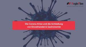 Wie RegioPlan berichtet, sind auf Grund der Corona-Krise derzeit 73% aller Verkaufsflächen in Österreich ungenutzt. Der stationäre österreichische Einzelhandel verliert zudem täglich knapp 140 Mio. Euro brutto. (Bild: RegioPlan)