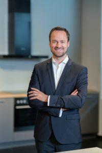 Whirlpool stellte die Geschäftsführung in Österreich mit 1. März neu auf. Der bisherige Geschäftsführer Jan Reichenberger wechselte als Category Director Laundry, FS MWO & Aircon EMEA in die Zentrale der Whirlpool Corporation im norditalienischen Pero. (Bild: Whirlpool)