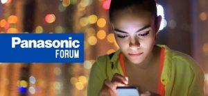 Laut Trendstudien werden 2022 rund 90 Prozent der TV Geräte mit dem Internet verbunden sein. Die Vernetzbarkeit von Geräten ist daher eine Herausforderung, auf die das Panasonic Forum 2020 näher eingeht.