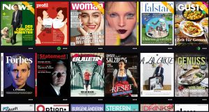 Mit dem Readly-Zusatzpaket stehen den Kunden von Magenta Telekom eine Vielzahl von Magazinen in elektronischer Form offen