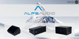 Ab sofort sind die Audio-Lösungen der österreichischen Lautsprechermanufaktur ALPSAUDIO bei Tremtec AV verfügbar.