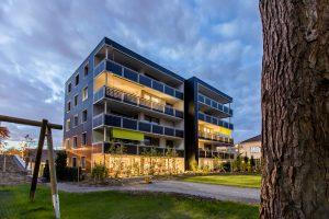 Unter den Nominierten: SONNENPARKPLUS Wetzikon – ein Gebäude für die nächste Generation.