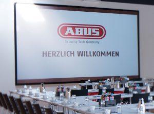 ABUS schult seine Partner nun mit Online-Webinaren zu unterschiedlichsten Themen.