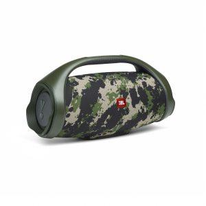 Der portable Lautsprecher macht in unterschiedlichen Designvarianten gute Figur.