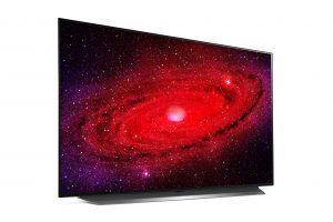 Mit dem 4K Ultra HD OLED 48CX kommt LG der wachsenden Nachfrage nach dem ultimativen Fernseherlebnis in mehr Bildschirmgrößen nach, indem LG seine OLED-Produktpalette auf dem Markt für mittelgroße Fernseher erweitert und damit das bereits vielfältige Angebot an 55, 65, 77 und 88-Zoll-Modellen ergänzt.