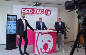Red Zac drehte gemeinsam mit den Industriepartnern ein aufwendiges Video, das die infolge der Covid-19-Epidemie ausgefallene eigene Fachmesse kompensieren soll. (Foto: S. Bruckbauer)