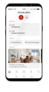 A1 hat seine Smart Home App überarbeitet und mit neuen Funktionen versehen.
