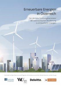 Das jährliche Stimmungsbarometer zeigt die Erneuerbaren Energien im Hoch – Experten empfehlen daher rasches Handeln nach der Corona-Krise.