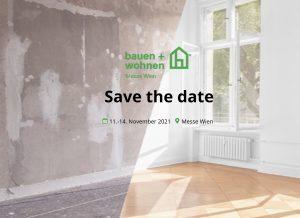 Die Bauen & Energie findet nicht mehr statt, dafür wird mit der Bauen+Wohnen eine einzigartige, ganzjährige Plattform initiiert, die als Highlights Messen in Salzburg und – erstmals im Herbst 2021 – in Wien bietet.