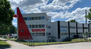 In der Ebentaler Straße in Klagenfurt beziehen Schäcke und Regro ab kommenden Dienstag einen gemeinsamen neuen Rexel-Standort.
