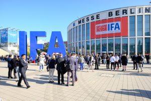 """Die IFA 2020 wird vom 03. - 05. September als """"Special Edition"""" und nicht für die Öffentlichkeit zugänglich stattfinden. (Foto: IFA, gfu)"""