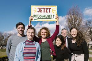 Mit dem Klimavolksbegehren soll Österreich in eine nachhaltige Energiezukunft geführt werden.