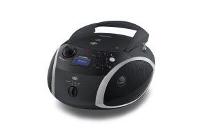 Zum 75jähirgen Jubiläum in der Radio-Produktion bringt Grundig neue Audio-Produkte auf den Markt. Den Auftakt macht das Digital-Radio RCD 1550 BT DAB+.