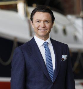 Hakan Bulgurlu, CEO von Arçelik hat für den Weißwaren-Hersteller ehrgeizige Nachhaltigkeitsziele angekündigt.