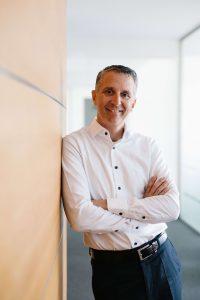 Marco Bühler, Geschäftsführender Gesellschafter der Beurer GmbH.