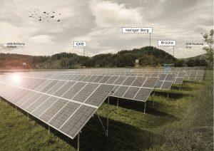 Die Energie Steiermark startet die Planung für Österreichs größten Photovoltaik-Park – mit 16 MW Leistung auf 20 Hektar Kollektoren-Fläche.