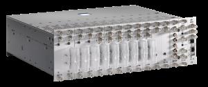 WISI Box OH 16 SC ist eine Modulator-Lösung mit hoher Kanaldichte.