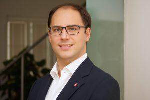 Peter Kail, Managing Director von Eviso Austria, freut sich über den weiteren Ausbau des Programmangebots.