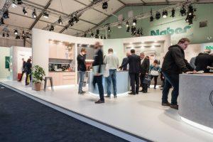 Nach gemeinsamer Abstimmung aller Beteiligten wurde beschlossen, die Fachmesse der Küchenbranche 2020, die area30, erstmals exklusiv im Online-Format stattfinden zu lassen. (Bild: Trendfairs)