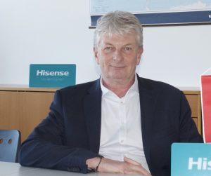 Christian Blumberger will seine Geschäfte als Handelsagentur fortsetzen und sich in zukünftig auf die drei Marken Hisense, Loewe und Samsung (Hotel TV) beschränken.