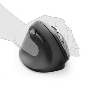 Da ergonomisch geformte Produkte zum Großteil meistens nur für Rechtshänder ausgelegt sind, bringt Hama jetzt eine ergonomisch geformte Linkshändermaus auf den Markt.