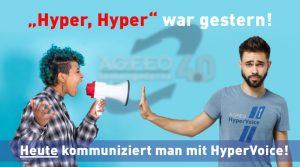 Seit 1. Juli 2020 ist die Agfeo HyperVoice verfügbar – allerdings nur im Rahmen einer exklusiven Vertragspartnerschaft.