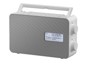 Rauschfreier Klang und Bluetooth Streaming im Retro-Design mit dem Digitalradio RF-D30BT…