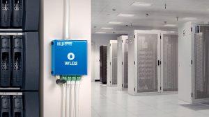 Neu bei BellEquip: Wasserleck-Detektor mit vier unabhängigen Sensorkabeln.
