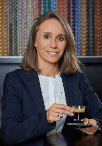 Customer Care & Service Director Marianne Neumüller-Klapper verantwortet ab sofort auch die Bereiche Nachhaltigkeit und Recycling bei Nespresso Österreich. (Bild: Nespresso Österreich)