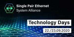 Bei den Technology Days lädt die SPE System Alliance zum digitalen Wissensaustausch.
