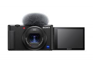 35 Sony-Kameras wie z.B. die Vlog-Kamera ZV-1 sind mit der Desktop-Anwendung