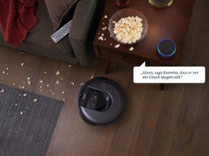 """iRobot präsentiert """"iRobot Genius Home Intelligence"""" - für ein personalisiertes Reinigungserlebnis. (Bild: iRobot)"""