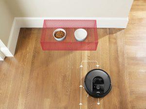 KI-Technologien bieten umfangreiche Kontrollmöglichkeiten darüber, wo, wann und wie die Roboter reinigen sollen. (Bild: iRobot)