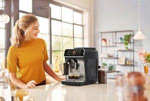 """""""Maximale Kaffeevielfalt"""" verspricht Philips mit der neuen Philips 5400 Vollautomaten-Serie mit LatteGo Milchsystem. (Bild: Philips)"""