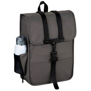 """Das Notebook braucht vor allem unterwegs immer einen guten Schutz. Diesen bietet der neue Rucksack """"Perth"""" von Hama."""