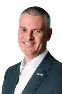 Kai Hillebrandt, Managing Director DACH+NL, sieht Panasonic dank einiger unerwartet erfreulicher Entwicklungen am Markt klar auf Businessplan-Kurs.