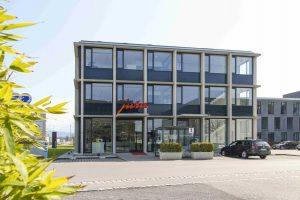 Die österreichische Tochtergesellschaft mit Sitz in Röthis, Vorarlberg, gibt es seit 25 Jahren.